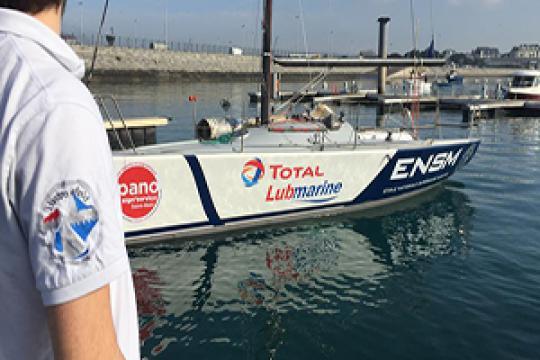 Hydro Win'd team ready for next regatta
