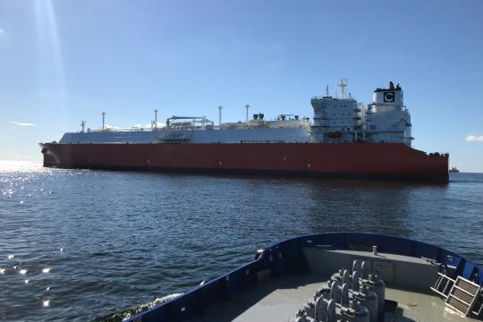 LUBMARINE'S TALUSIA UNIVERSAL AT THE HEART OF RECORD BREAKING FIRST IN NORTH AMERICA
