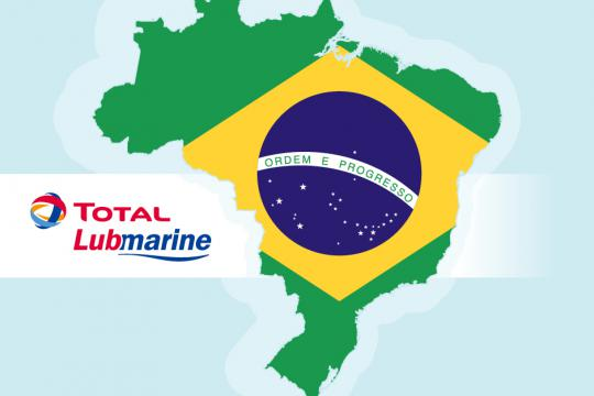 Total Lubmarine Welcomes Total Lubrificantes do Brasil to its Distribution Network