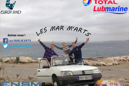 Total Lubmarine gives major boost to charity project