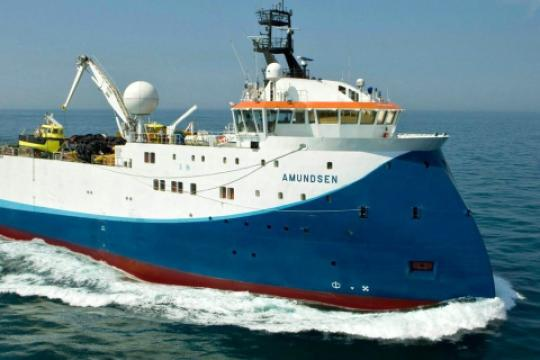 Total awards Shearwater GeoServices South Africa seismic project