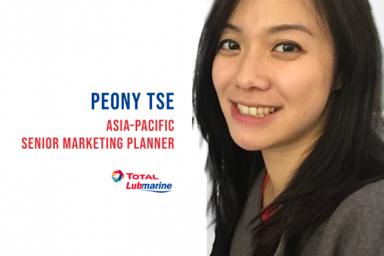 #ShapeTheWorld Portrait - Meet Peony Tse, Asia-Pacific Senior Marketer