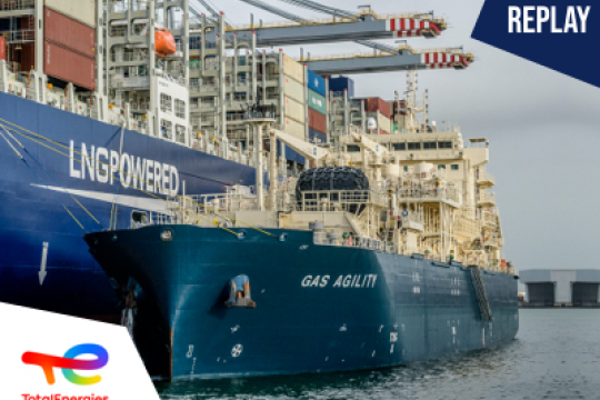 GLOBAL SHIPPING AUDIENCE HEARS LATEST INSIGHTS AT MARINE LNG FORUM