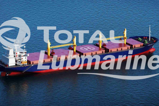 TOTAL LUBMARINE LANDS COSCO SHIPPING LUBRICANT CONTRACT FOR ITS NEW BULK CARRIERS