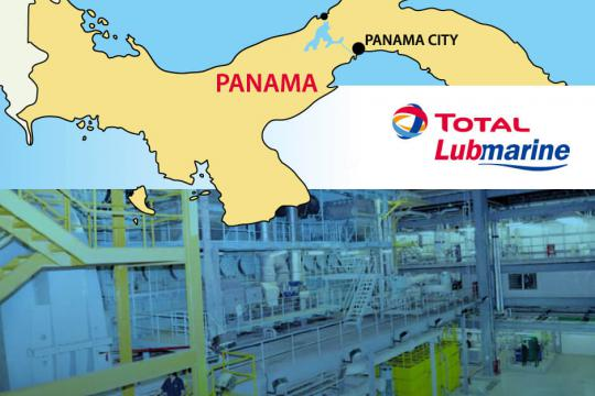 Success Continues for Total Lubmarine in the Panama Canal