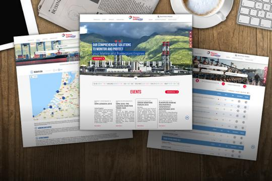 Total Lubmarine Evolves Customer Experience with Enhanced Website