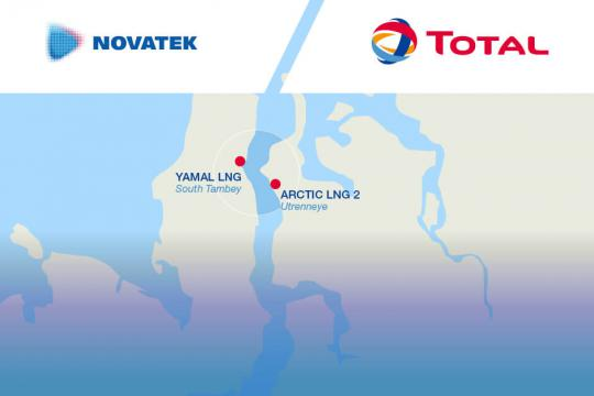 Total Strengthens Yamal Relationship