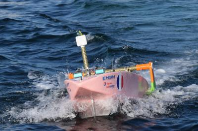 Student maritime-eco competition for future vessel designs