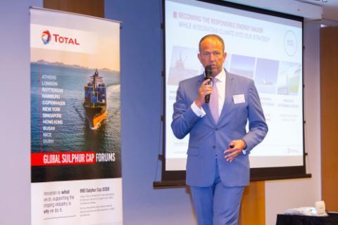 Total readies Q4 supply of 0.5% sulphur fuels