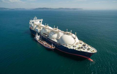 REDUCING EMISSIONS IN THE SHIPPING INDUSTRY THROUGH LNG