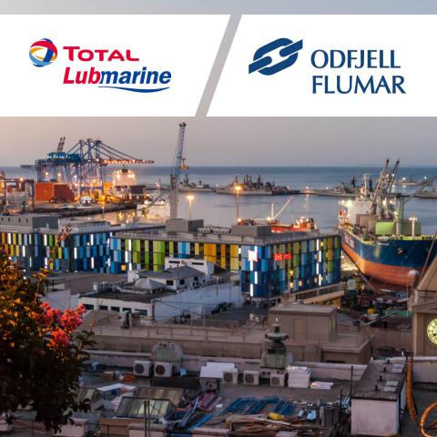 Total Lubmarine supports Flumar Brazil across North and South America