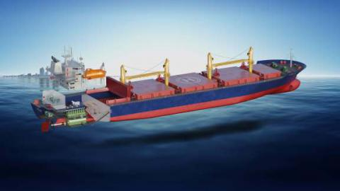 Total Lubmarine launches LubeOnShip
