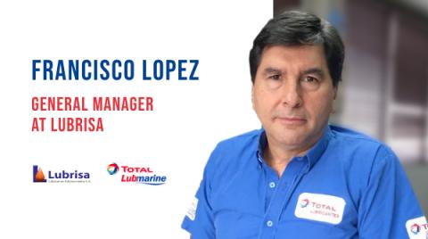 Francesco Lopez, General Manager of Lubrisa
