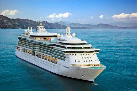 Total Marine Fuels Global Solutions supporting the transition to LNG-powered cruise ships.