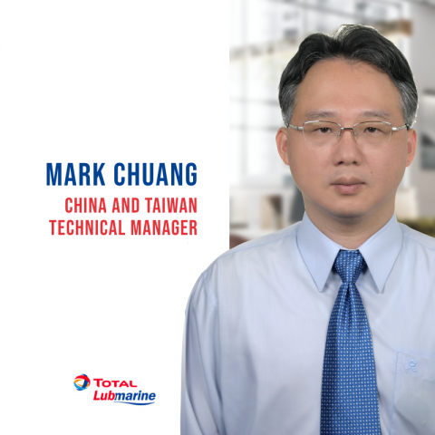 Mark Chuang - Technical Manager at Total Lubmarine.