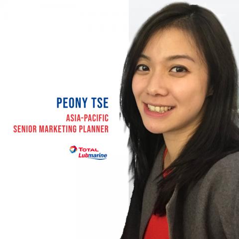 Peony Tse, Asia-Pacific Senior Marketing Planner