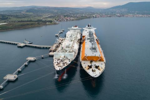 Total to develop LNG market in Benin - Total Lubmarine