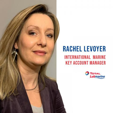 INTERNATIONAL KEY ACCOUNT MANAGER RACHEL LEVOYER RETURNS TO THE LUBRICANT BUSINESS AT TOTAL AFTER 23 YEARS