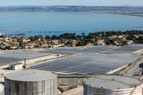 Production starts at La Mède biorefinery - Total Lubmarine