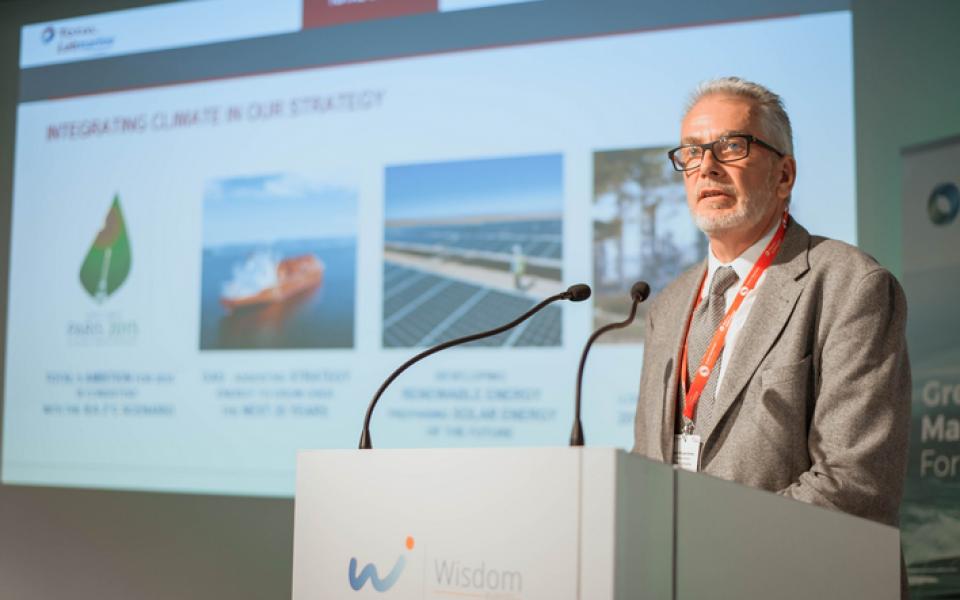 Green Maritime Forum 2018 - Jean-Philippe Roman