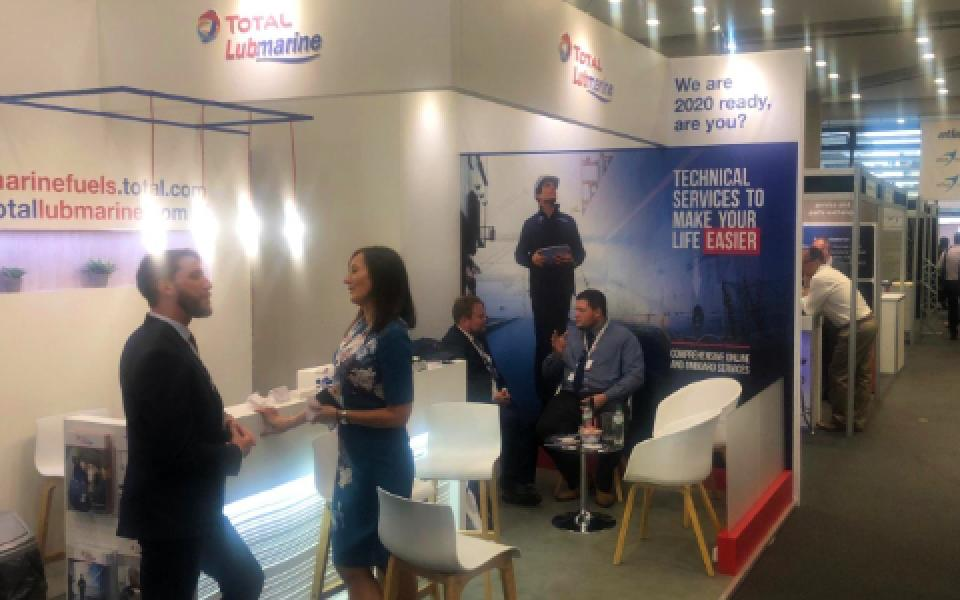 IMPA 2019 - Total Lubmarine