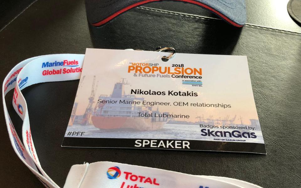 Motorship 2018 Propulsion & Future Fuels - day1