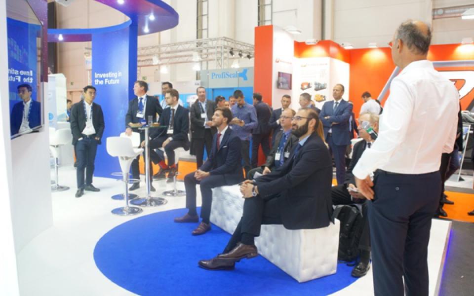 SMM 2018, the leading maritime trade fair - Serge Dal Farra