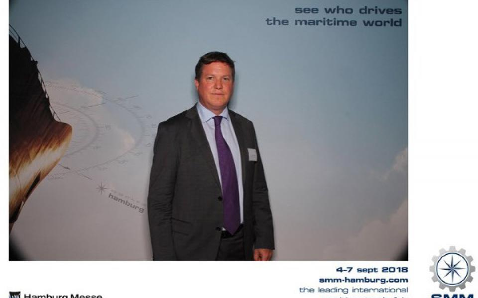 SMM 2018, the leading maritime trade fair - Olivier Baumgartner